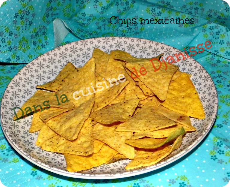 Chips mexicaines