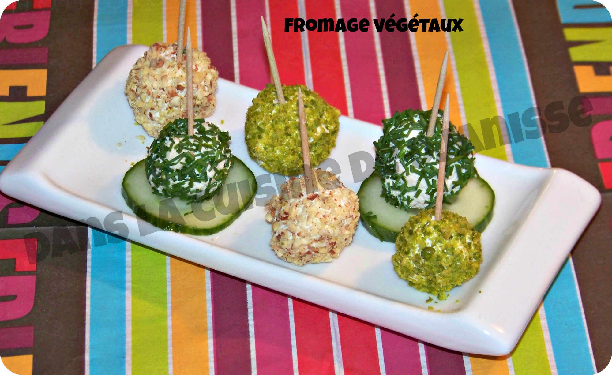 Fromages vegetaux