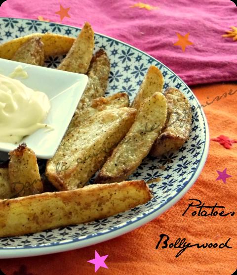 Potatoes bollywood
