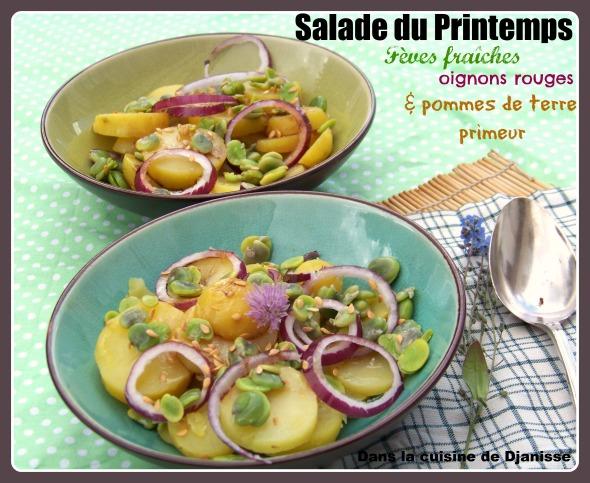 Salade printannière